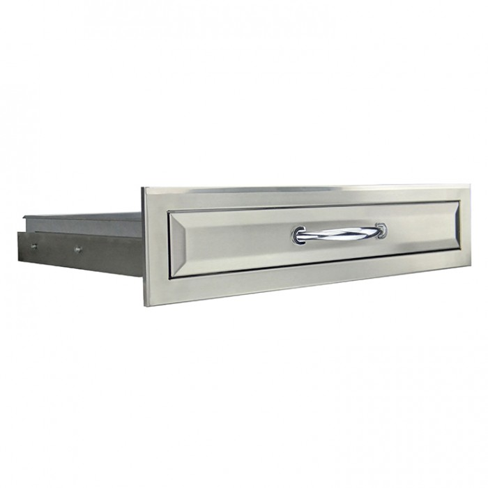 RCS Agape Stainless Accessory / Tool Drawer - ADU1 BBQ GRILLS