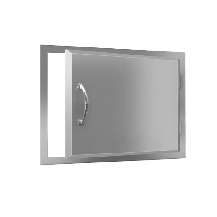 RCS Agape Stainless Reversible Horizontal Door - ADH1