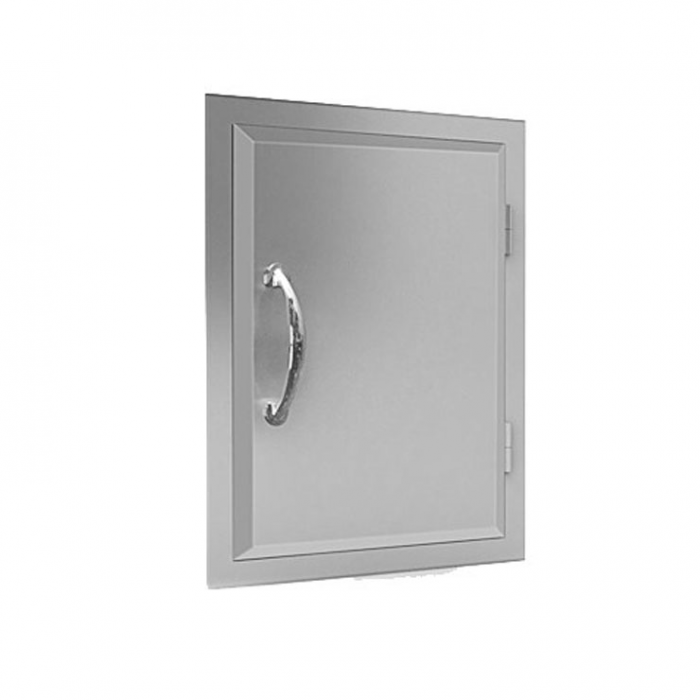 RCS Agape Stainless Reversible Vertical Door - ADV1
