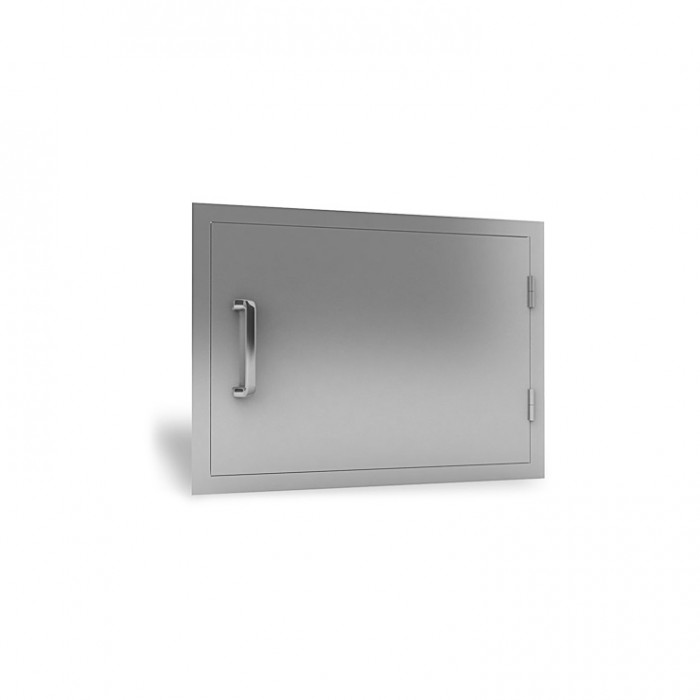 RCS Stainless Horizontal Reversible Door - RDH1