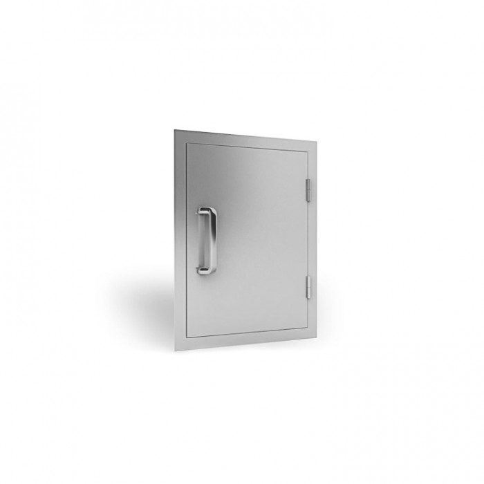 RCS Stainless Large Revisable Vertical Door - RDV2