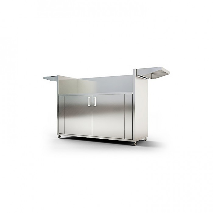 RCS Stainless Cart for RON42a Grill - RONJC RCS Grill Collection