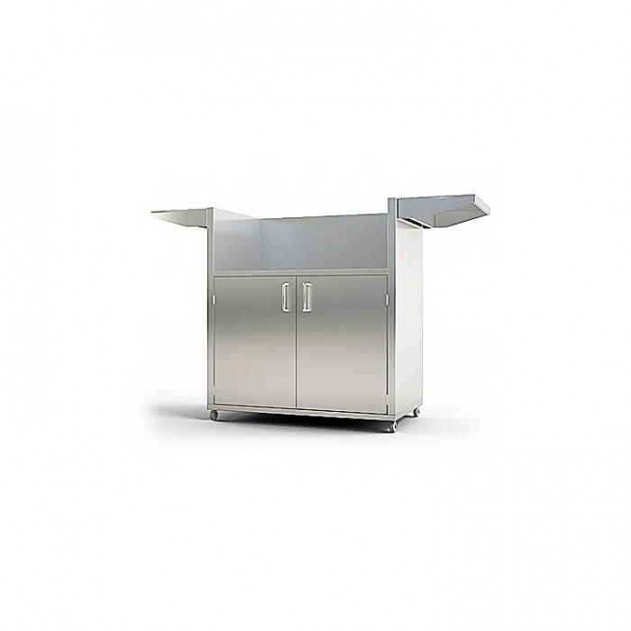 "RCS Stainless Cart for RJC26A Premier 26"" Grill - RJCSC"