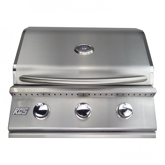 "RCS Premier Series 26"" Stainless Steel Built-In Grill - RJC26a BBQ GRILLS"