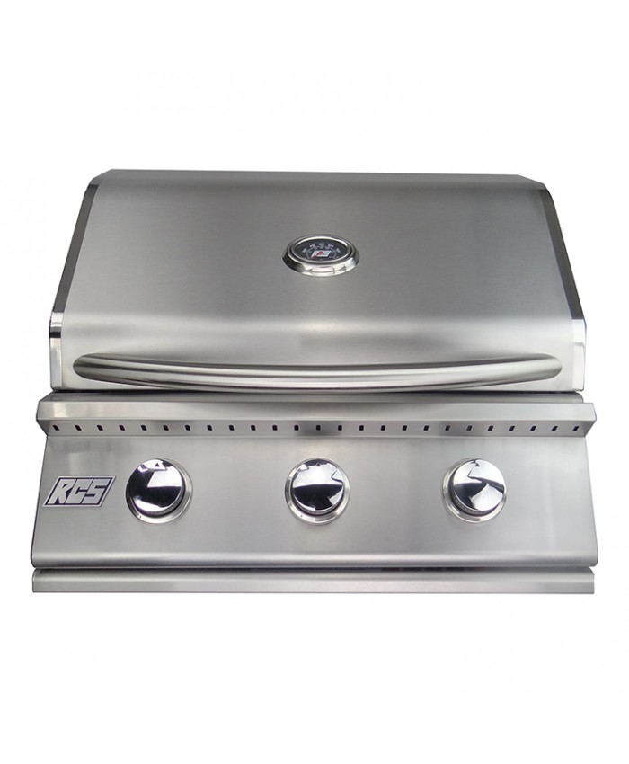 "RCS Premier Series 26"" Stainless Freestanding Grill - RJC26a / RJCSC"