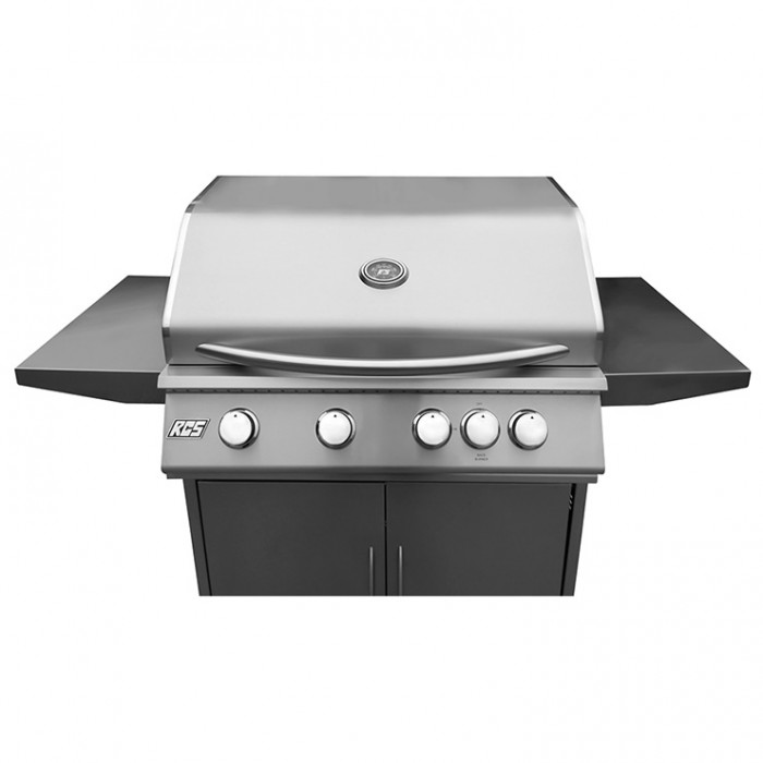 "RCS Premier Series 32"" Stainless Freestanding Grill - RJC32a / RJCMC"