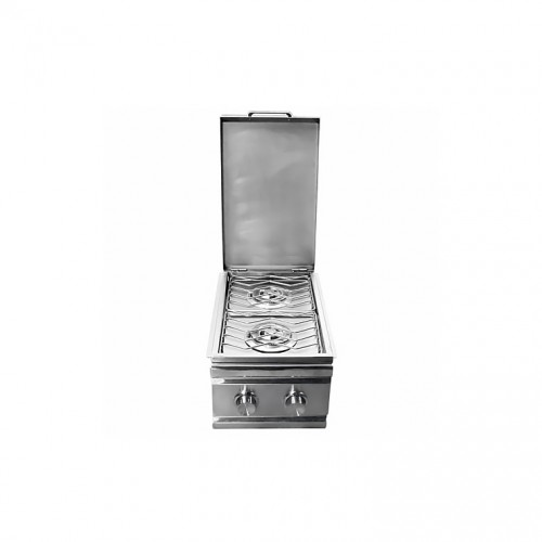 RCS Cutlass Slide-In Double Side Burner - RDB1 RCS Grill Collection