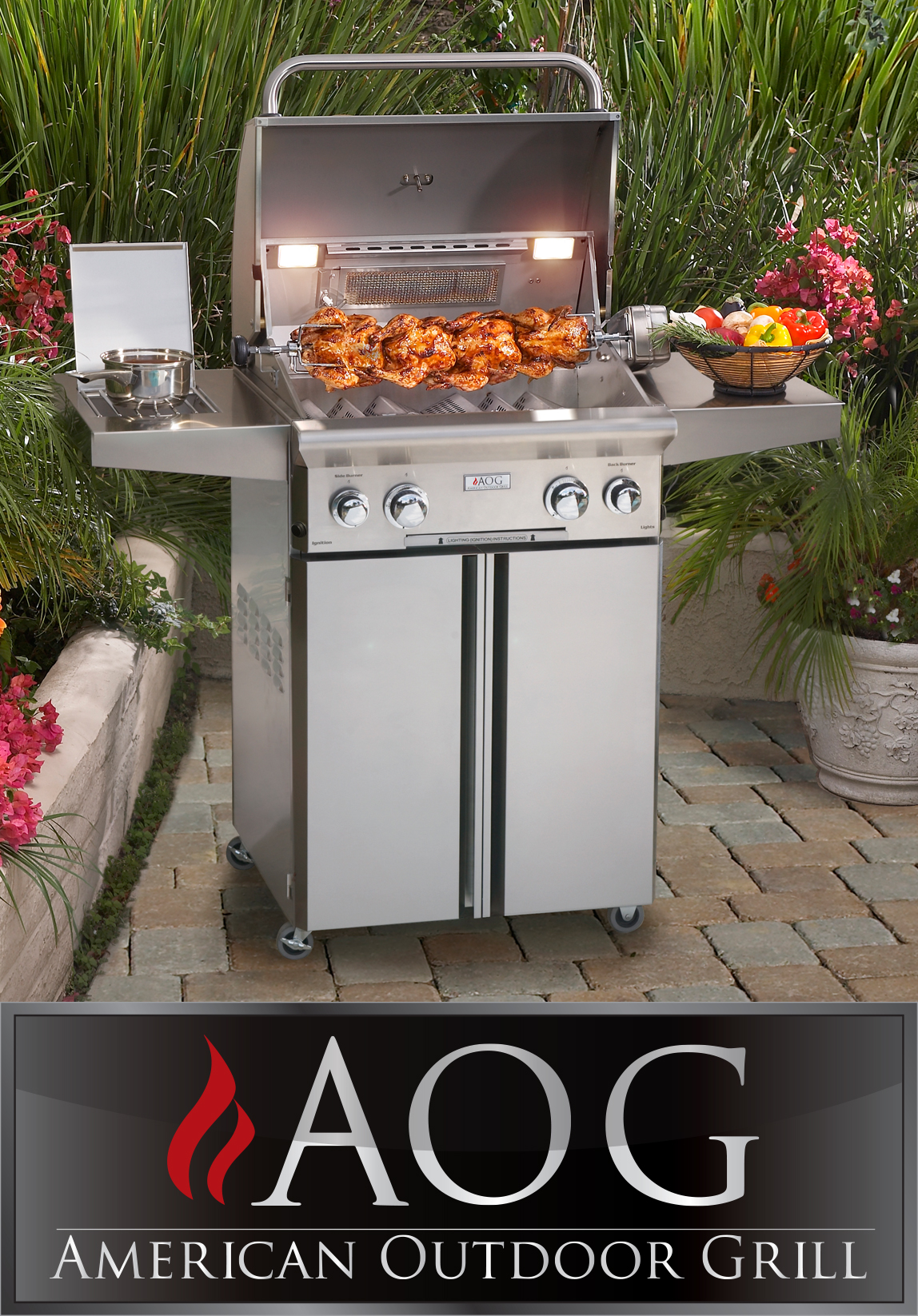 AOG Grills - Outdoor Kitchens