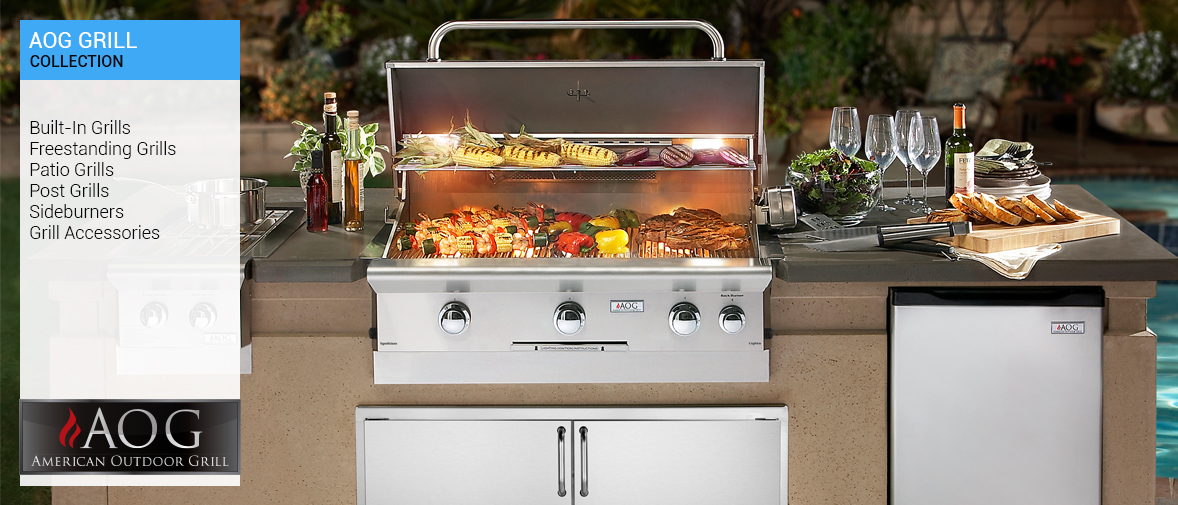 AOG Grills Collection
