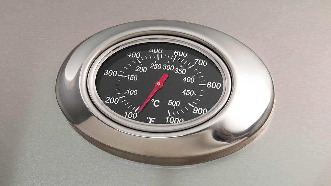 AOG Grills Analog Thermometer