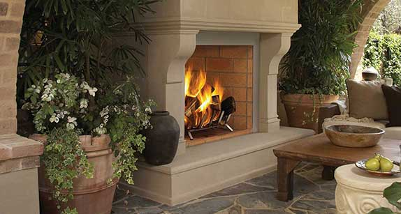 Golsons Outdoor Gas Fireplaces & Gas Firepits