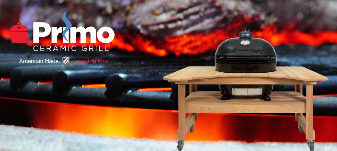 About Primo Grills