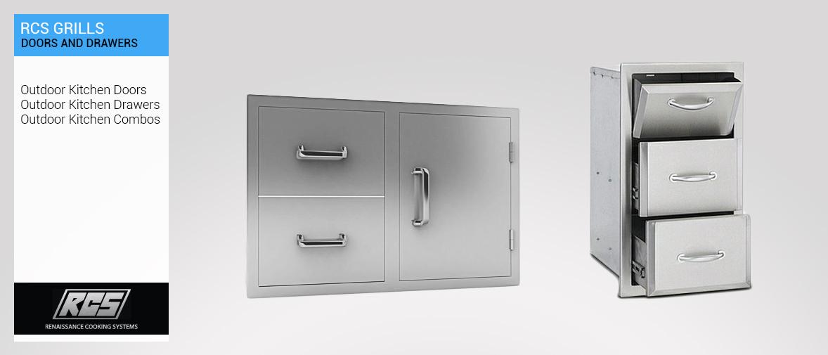 Rcs Doors \\u0026 RCS Agape Stainless Fully Enclosed Paper Towel . & Rcs Doors u0026 RCS Pre-made Island Complete With 32\