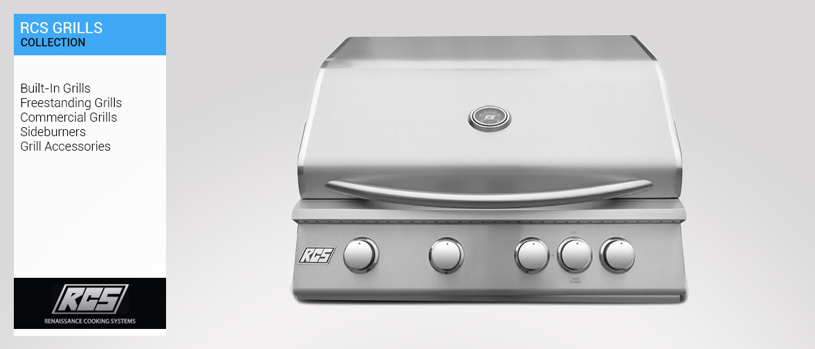 RCS Grills Collection