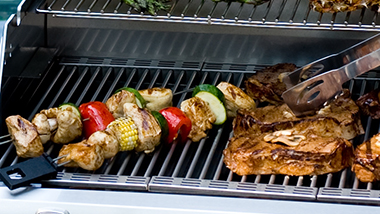Saber Grills Stainless Steel Cooking Grids Louisiana