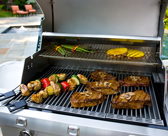 Saber Grills - Zonal Cooking System Louisiana